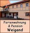 Ferienwohnung und Pension Weigand